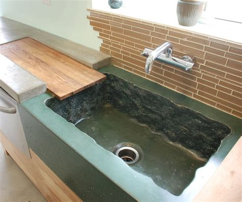 Concrete Countertop Sink Molds by Diy Concrete Sink Molds Images