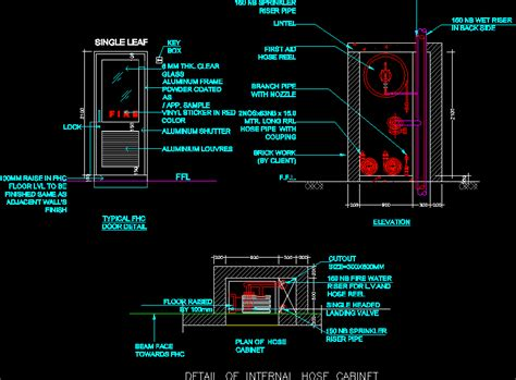 Floor Plan Door Symbols by Typical Fhc Detail Dwg Detail For Autocad Designscad
