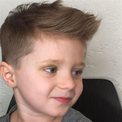 hairstyle for boys double crown 31 cute haircuts for boys updated for 2018