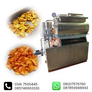 vacuum frying indahmesin indah mesin