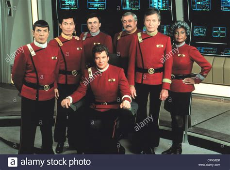 cast of color of a color portrait of the cast of trek pictured in the