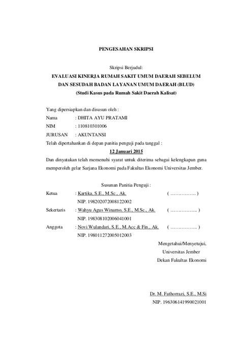 skripsi jurusan akuntansi s1 dhita ayu pratami 110810301006 1