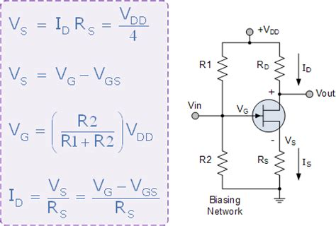 junction field effect transistor or jfet tutorial