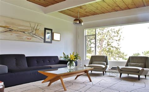 mid century modern living room design idea designs ideas