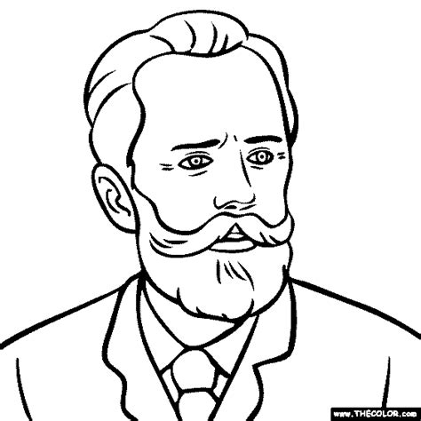 Online Coloring Pages Starting With The Letter P Page 4