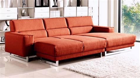 sleeper sofa with ottoman fabric sectional sofa with sleeper ottoman zuri