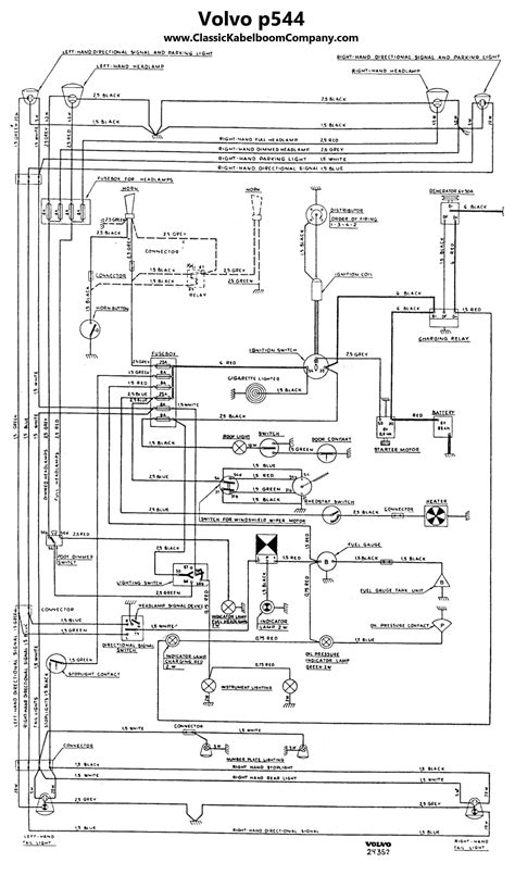 wiring diagram volvo pv544 volvo s60 fuse diagram wiring