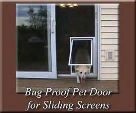 Pet Door For Screen Patio Door Security Screen Doors Security Screen Doors With Doggie Door