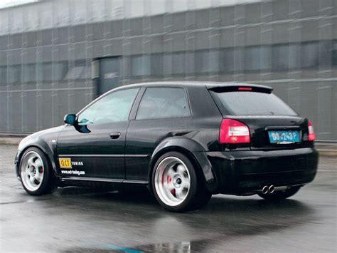 Audi S3 2003 by 2003 Audi S3 Heavy Hitter Eurotuner Magazine