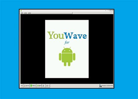 youwave android emulator youwave windows ra tervezett android emul 225 tor program