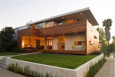 House Plans With Front Porch One Story by Casa De Estilo Californiano Construida Para La Vida Al