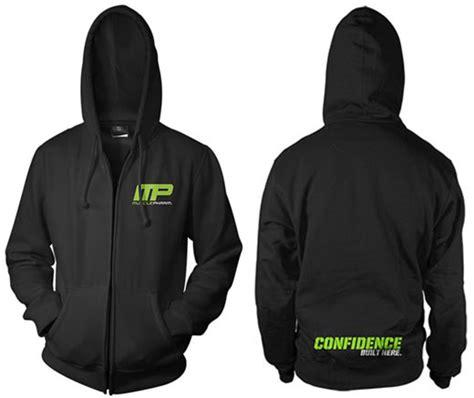 Jaket Sweater Jiu Jitsu musclepharm edge hoodies
