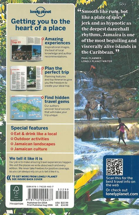 lonely planet caribbean islands travel guide books themapstore lonely planet jamaica caribbean travel guide