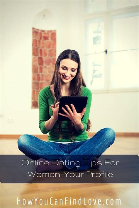 Online dating advice women emailing men