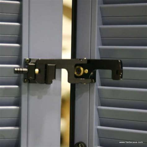 chiusura persiane sicurezza passiva per proteggere la casa
