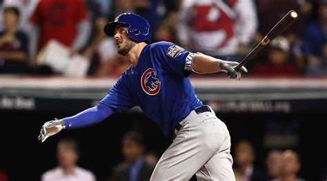 world series kris bryant anthony rizzo homer si