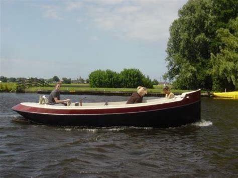 opduwertje boot te koop bouwpakket 5 5m sloep opduwer advertentie 140118