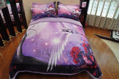animal bedding 3d animal print girls queen size comforter bedding set