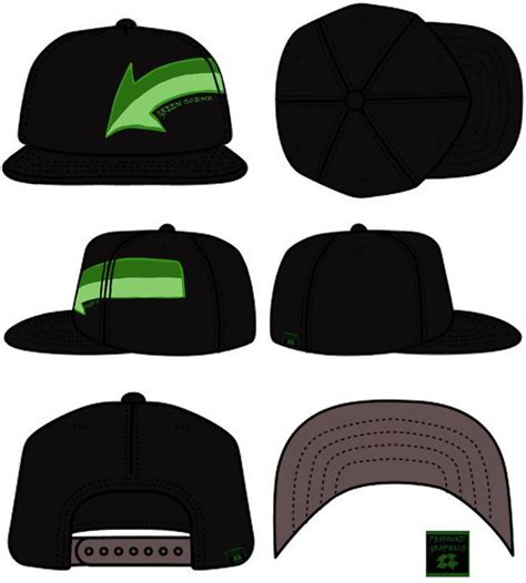 Snapback Hat Vector Www Imgkid Com The Image Kid Has It Snapback Design Template