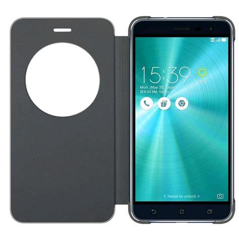 My User Flip Cover Asus Zenfone 3 55 Ze552kl Biru asus view flip cover for asus zenfone 3 5 2 quot ze520kl
