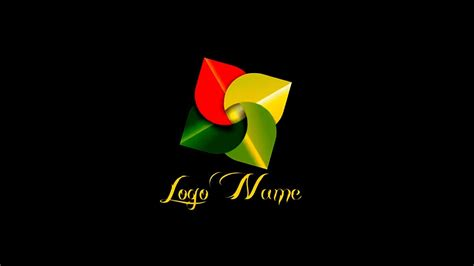 creative  logo design coreldraw   hindi youtube