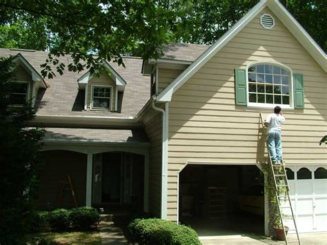 painting a house how often does an exterior of a house need painting in the