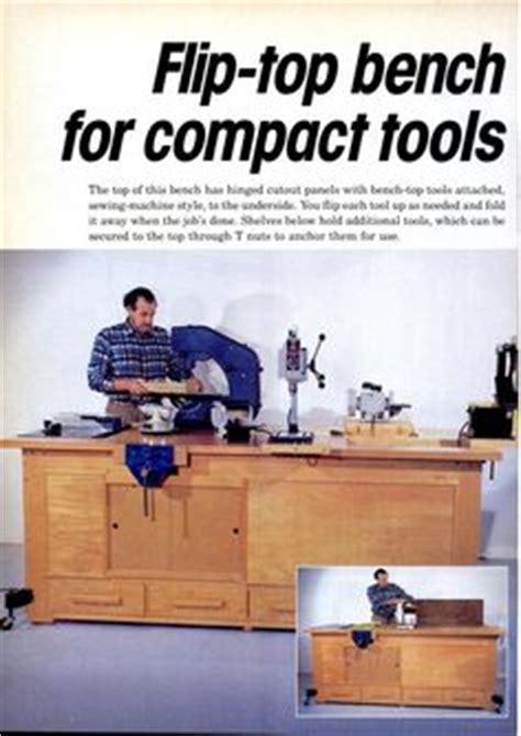 flip top tool bench work bench ideas on pinterest 234 pins