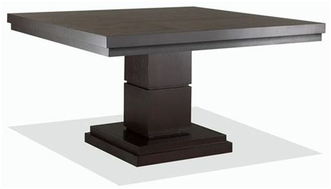 square pedestal kitchen table nikka dining table w square pedestal base and cherry finish 54 in l x 54 in l x 30 in h 730
