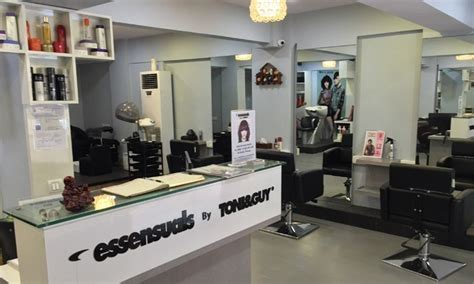 groupon haircut offers ahmedabad 79 discount essensuals by toni guy vile parle east