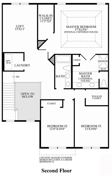 ryland townhomes floor plans one level townhome floor plans