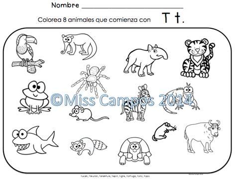imagenes que empiecen con la letra sa letra t ta te ti to tu bundle spanish language and