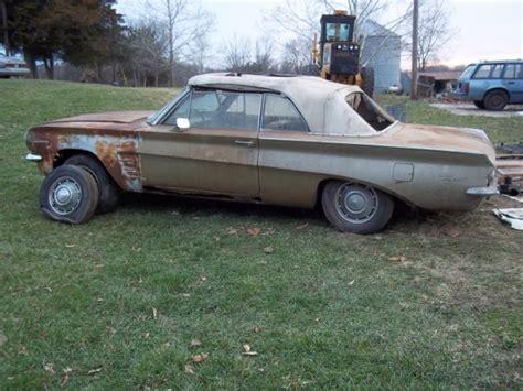 pontiac classic parts 1962 pontiac tempest lemans convertable195 4cyl 1961