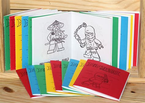 lego coloring book mini lego coloring book favors free