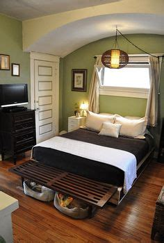 Brown And Green Bedroom by 1000 Ideas About Green Brown Bedrooms On