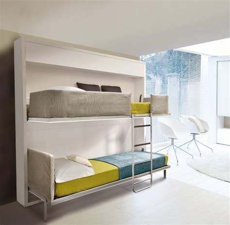Lollisoft In Bunk Bed System Contemporary Bunk Beds Bunk Bed Systems