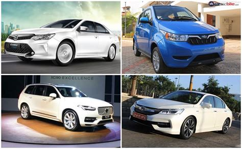 best hybrid top 5 hybrid electric cars in india ndtv carandbike