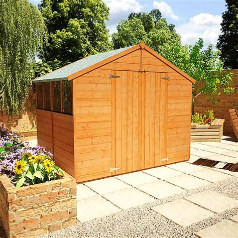 6x8 Garden Shed 6x8 Apex Shed Build Garages Sheds In Newcastle