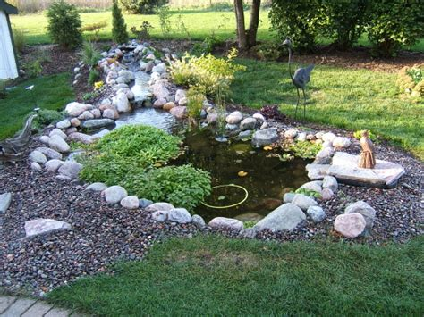 homemade backyard ponds homemade backyard ponds