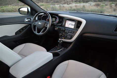 Kia Optima Sxl Interior 2013 Kia Optima Sxl Interior Picture Cars We To