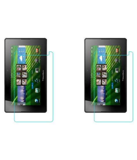 Tempered Glass Blackberry Screen Guard blackberry playbook 4g tempered glass screen guard by acm