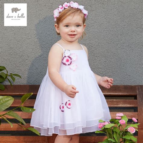L Dress Princes db3280 dave summer baby princess dress baby