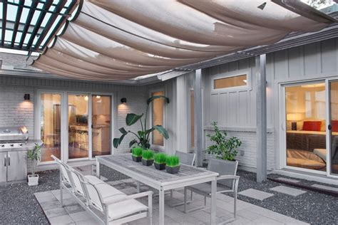 cool awning cool awning patio contemporary with chair outdoor