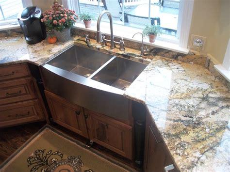 Kitchen Sink Renovation kitchen renovation medina oh 1 traditional kitchen