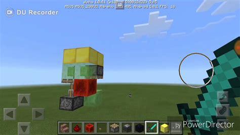 cara buat video animasi minecraft cara membuat roket di minecraft pe youtube