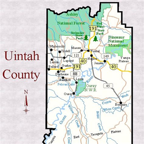 utah county parcel map maps uintah county economic development