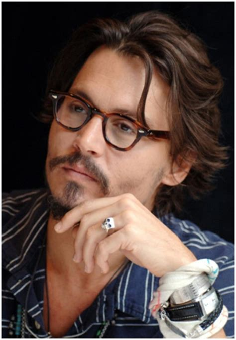 skull tattoo johnny depp johnny depp s skull rings things you didn t know about
