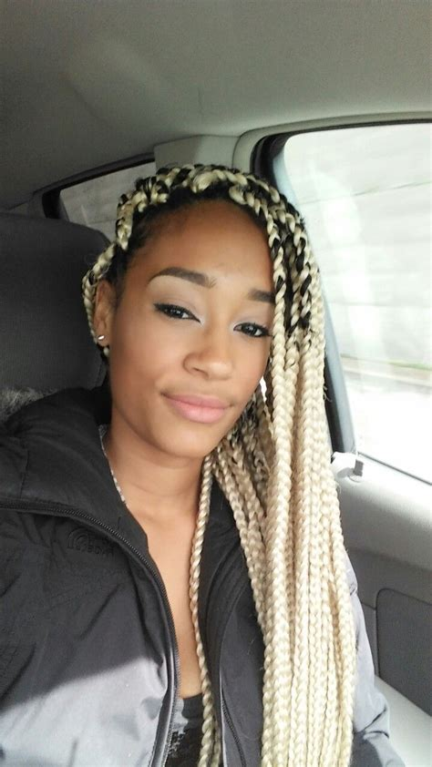box braids bans 17 best images about meine hair inspiration on pinterest