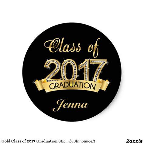 Graduation Stickers 2017