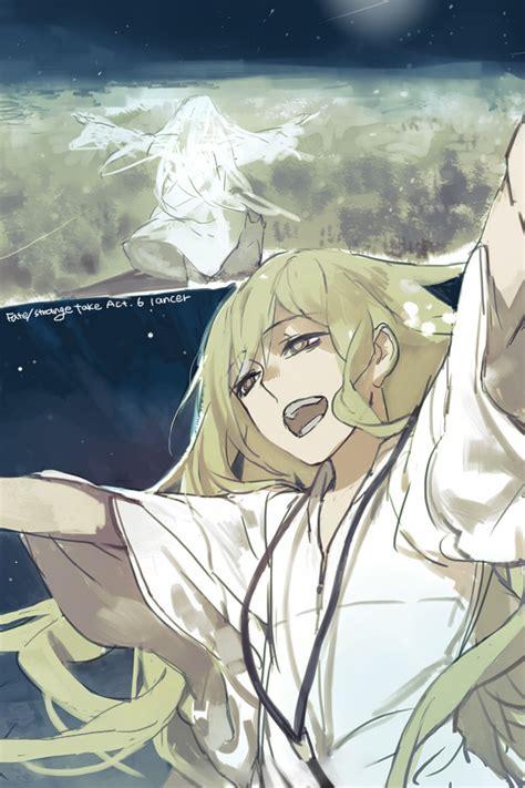 fate strange enkidu fate strange zerochan anime image board