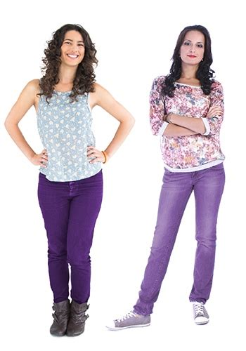 what goes with purple what colors go well with purple pants styling secrets